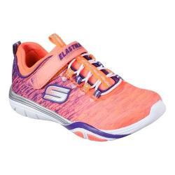 Girls' Skechers Stella Sporty Spice Sneaker Orange/Multi