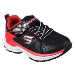 Boys' Skechers Ultrasonix Sneaker Black/Red