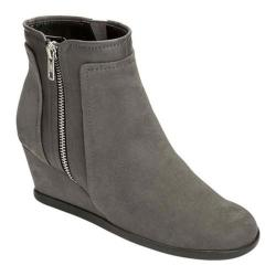 Women's Aerosoles Outfit Ankle Boot Grey Combo