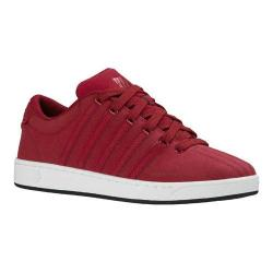 Men's K-Swiss Court Pro II Reflective CMF Sneaker Biking Red/Black