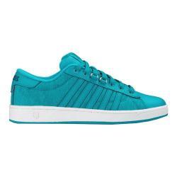 Women's K-Swiss Hoke Heather CMF Sneaker Tile Blue/Ocean Depths/White