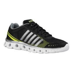 Men's K-Swiss X Lite Athletic CMF Shoe Black/Charcoal/Optic Yellow