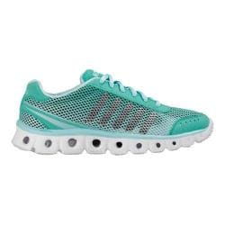Women's K-Swiss X Lite Athletic CMF Shoe Turquoise/Clearwater