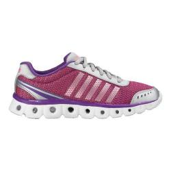 Women's K-Swiss X Lite Athletic Heather CMF Sneaker Hot Pink/Pansy