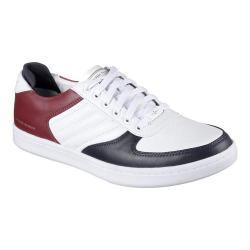 Men's Mark Nason Skechers Crossroads Sneaker White/Navy