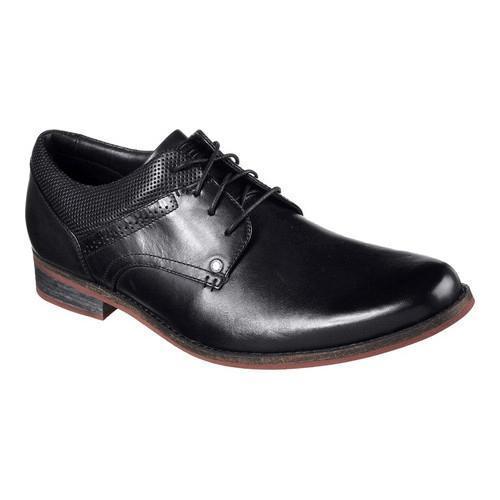 51412ffb1083 Shop Men s Mark Nason Skechers Tatum Oxford Black - Free Shipping Today -  Overstock - 13427701