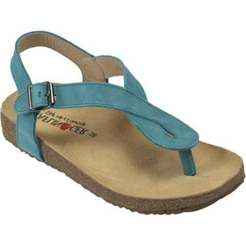 d9295e3ac2e4 Shop Women s Haflinger Lena Sky Blue - Free Shipping Today - Overstock -  13436151