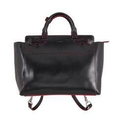Women's Lodis Audrey Quince Convertible Backpack Black