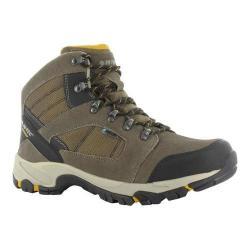 Men's Hi-Tec Borah Peak I Waterproof Smokey Brown/Taupe/Gold