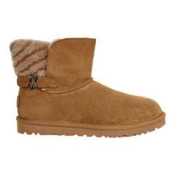 f9fca1269bf Women's UGG Adria Bootie Chestnut | Overstock.com Shopping - The Best Deals  on Boots