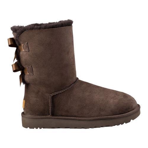 UGG Bailey Bow II Boot Chocolate