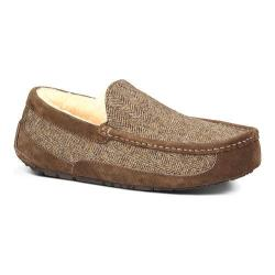 Men's UGG Ascot Tweed Slipper Stout