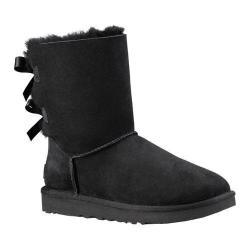 Women's UGG Bailey Bow II Boot Black 2