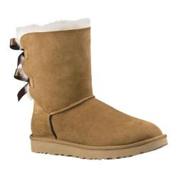 Women's UGG Bailey Bow II Boot Chestnut 2