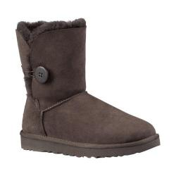 Women's UGG Bailey Button II Boot Chocolate 2