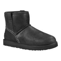 Men's UGG Classic Mini Stitch Boot Black