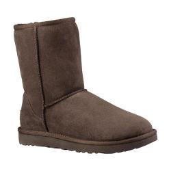 Women's UGG Classic Short II Boot Chocolate 2