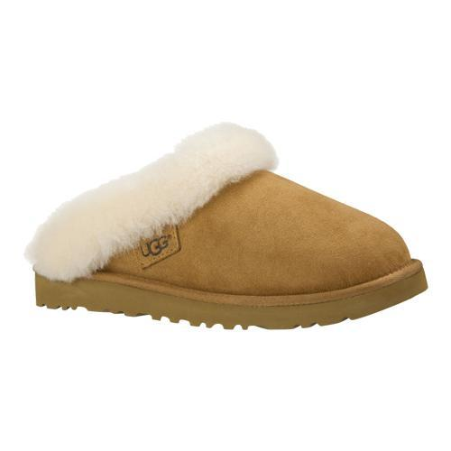 51fc364957c Women's UGG Cluggette Slipper Chestnut