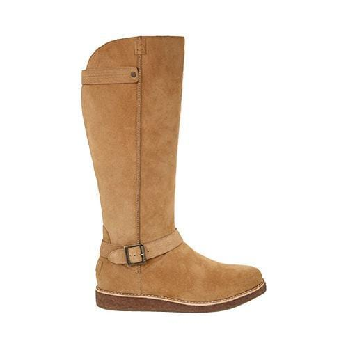 33e71e2c2e Shop Women s UGG Gellar Riding Boot Chestnut - Free Shipping On Orders Over   45 - Overstock - 13472453