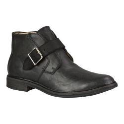 Men's UGG Graham Monk Strap Black Leather