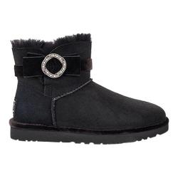 Women's UGG Karlie Brooch Bootie Black