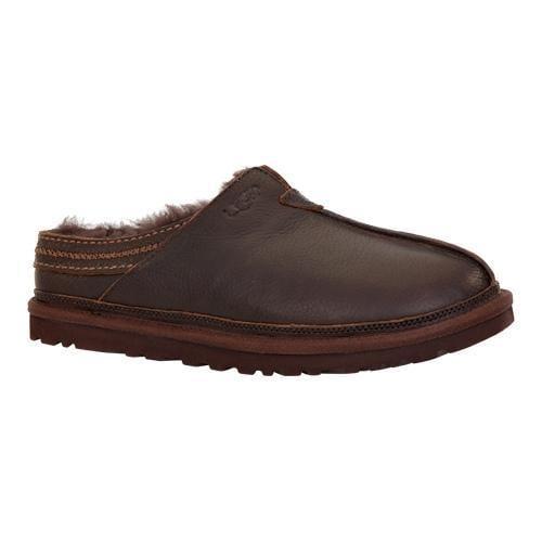 f7a704b2b9b Men's UGG Neuman Slipper China Tea Leather