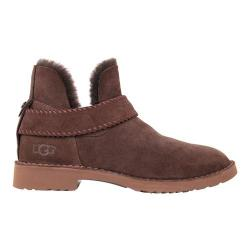Women's UGG McKay Bootie Chocolate