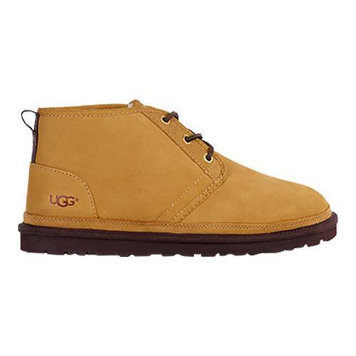 25b2a83dc8e Men's UGG Neumel Wheat Chukka Boot Wheat Nubuck