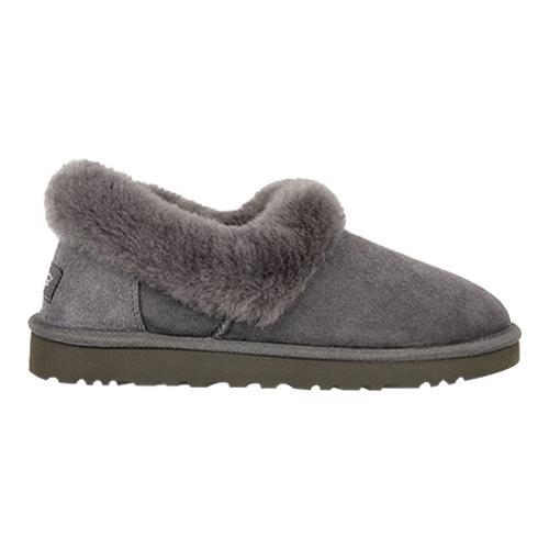 4c6a3270af8 Shop Women s UGG Nita Slipper Grey - Free Shipping Today - Overstock ...