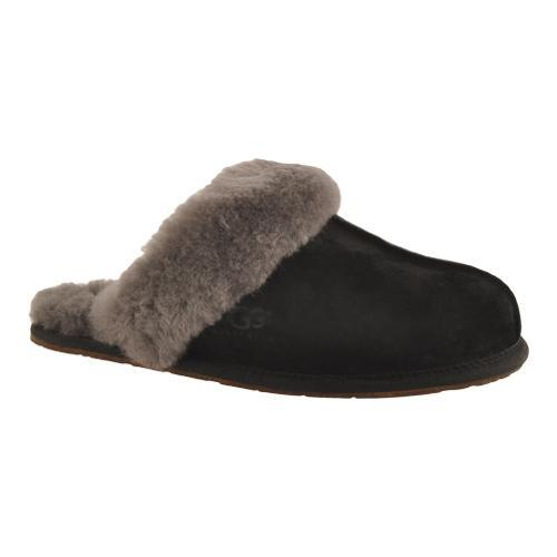 9430e8f55 Shop Women s UGG Scuffette II Slipper Black Grey - Free Shipping Today -  Overstock - 13472656