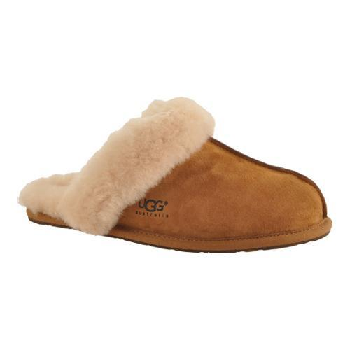 Women S Ugg Scuffette Ii Slipper Chestnut Free Shipping Today 13472657