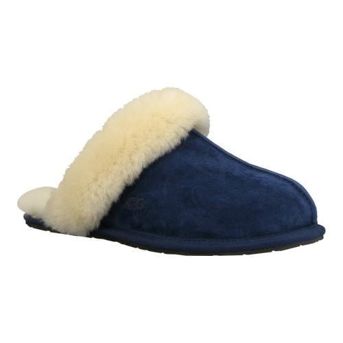 1a353038409 Shop Women s UGG Scuffette II Slipper Midnight - Free Shipping Today -  Overstock - 13472659