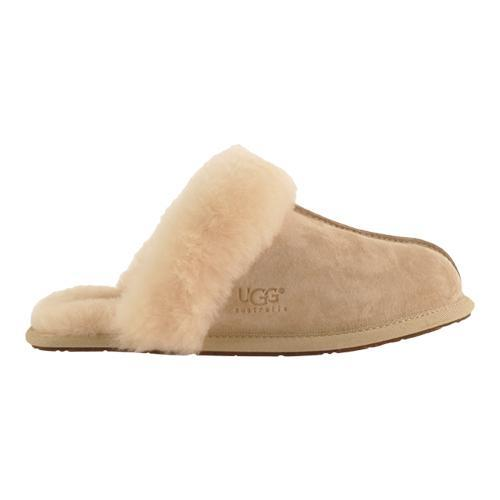 ce3b47aec90 Shop Women s UGG Scuffette II Slipper Sand - Free Shipping Today - Overstock  - 13472660