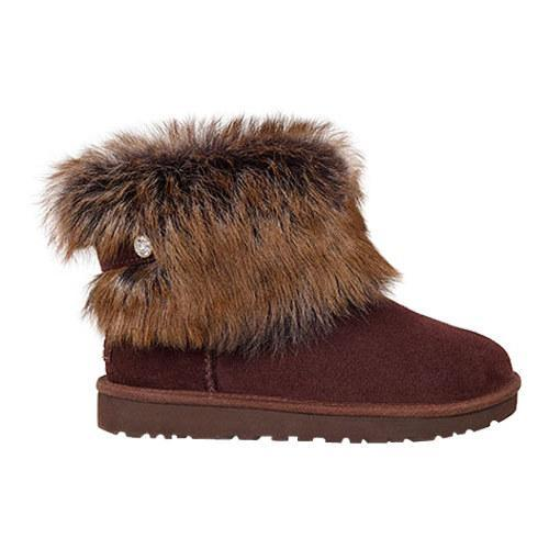 5c43433f0 Shop Women's UGG Valentina Bootie Demitasse - Free Shipping On Orders Over  $45 - Overstock - 13472731