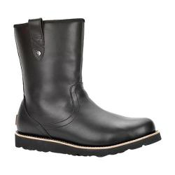 Men's UGG Stoneman TL Boot Black Leather