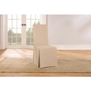 Sure Fit Waverly Strands Dining Room Chair Cover