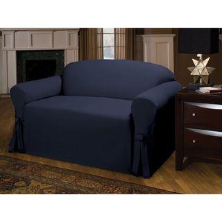 Innovative Textile Solutions Cotton Duck Sofa Slipcover