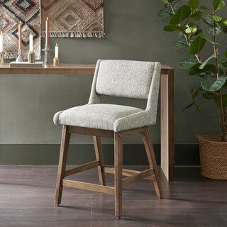 INK+IVY Boomerang Counter Stool (2 options available)
