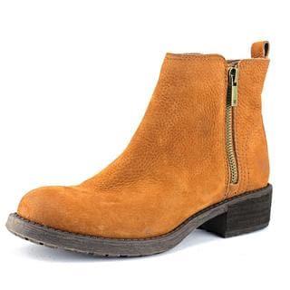 Lucky Brand Women's Darbie Tan Nubuck Boots