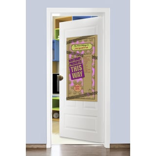 Lullubee DoorStoppers Birthday Color Mural