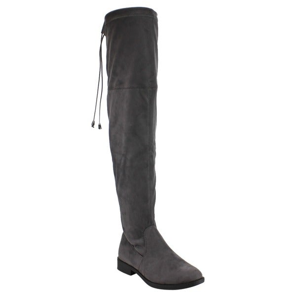 Women's pull on dress boots