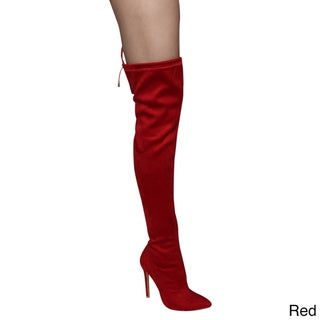 Red Women's Boots - Shop The Best Deals For Mar 2017 - Trendy ...