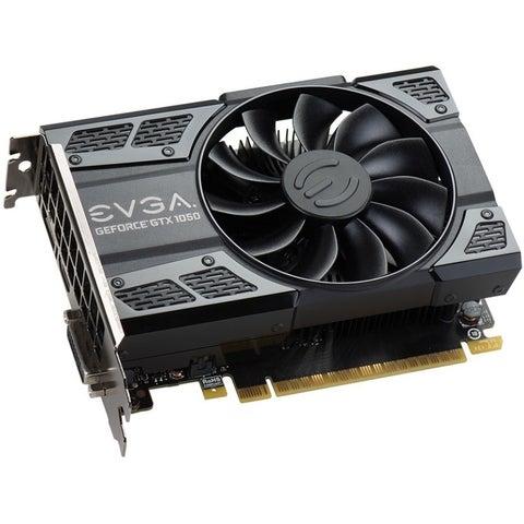 EVGA GeForce GTX 1050 Graphic Card - 1.35 GHz Core - 1.46 GHz Boost C