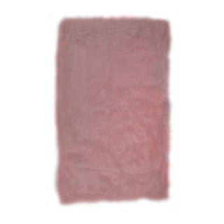 Fun Rugs Home Indoor/ Outdoor Light Pink Rug  (3'3 x 4'10 )