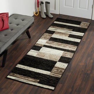 Superior Modern Rockwood Area Rug (2'7 x 8') (4 options available)