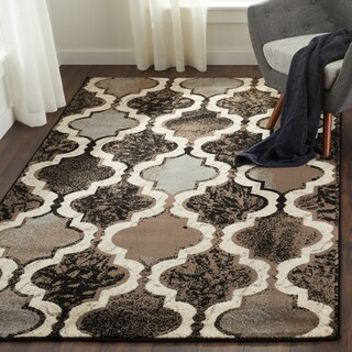 Superior Modern Viking Area Rug (4' x 6')