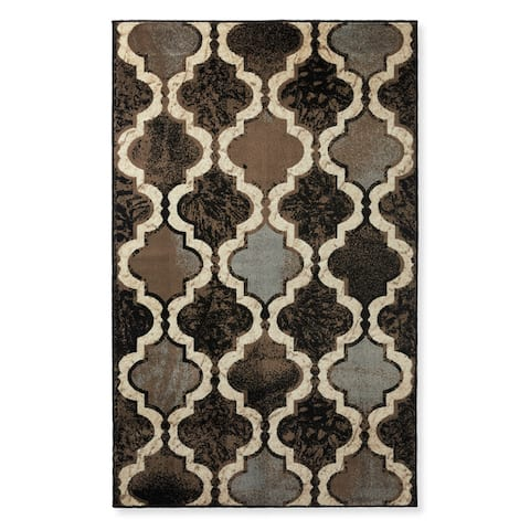 Superior Modern Viking Area Rug