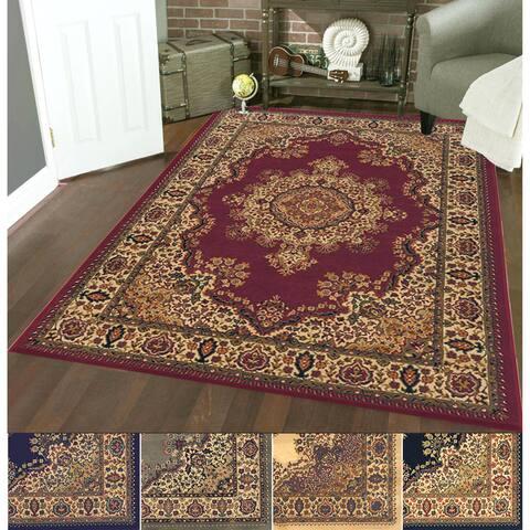 Admire Home Living Caroline Area Rug (9'10 x 12'10)