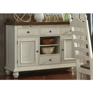 Springfield Farmhouse Two-Toned Sideboard