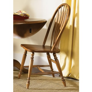 Low Country Suntan Bronze Windsor Back Side Chair